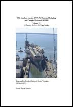 USS Abraham Lincoln (CVN-72) History of Refueling and Complex Overhaul (RCOH)  (1 January 2013 to 2017)